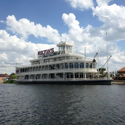 The Empress Lilly at Disney Springs.