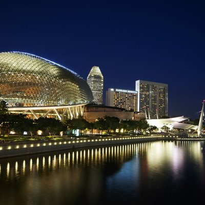 The Esplanade – Theatres on the Bay, Singapore