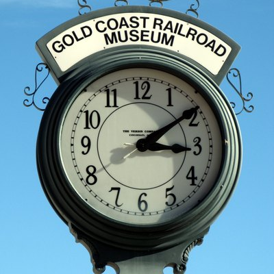 Watch of The Gold Coast Railroad Museum