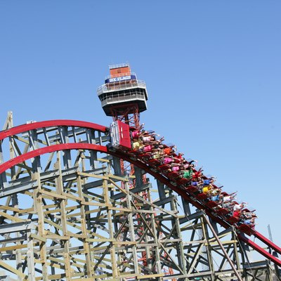 Image provided by Six Flags Over Texas Communications.