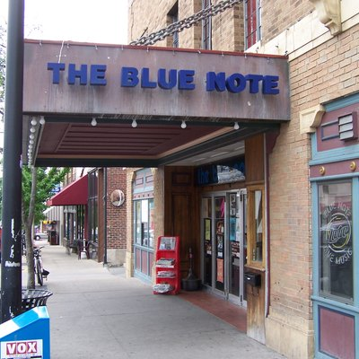 The Blue Note in Columbia, Missouri