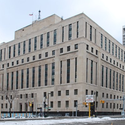Theodore Levin United States Courthouse Detroit MI