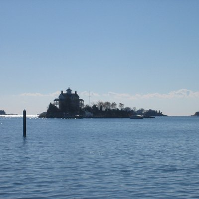 Thimble Islands.