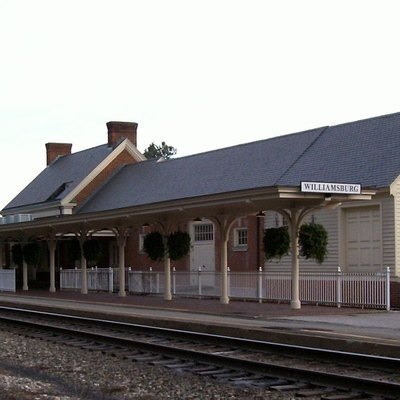 Williamsburg Transportation Center Is An Intermodal Facility Located In A Restored Chesapeake And Ohio Railway Station Located Within Walking Distance Of Colonial Williamsburg'S Historic Area, The College Of William And Mary, And The Downtown Area.