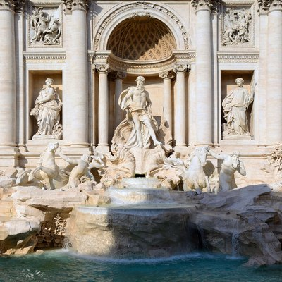 Trevi fountain 2015