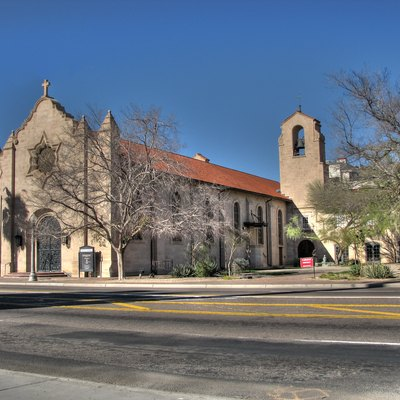 Trinity Episcopal Cathedral in Phoenix, AZ. (Episcopal Diocese of Arizona)