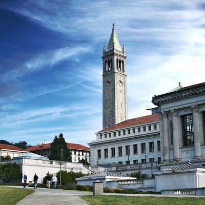 Campus of the UC Berkeley in Berkeley, California, United States