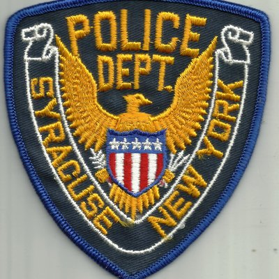 Patch of the Syracuse Police Department