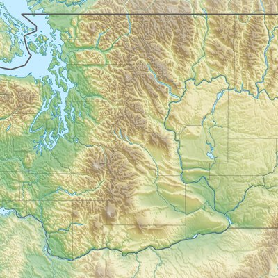 Washington (state) is located in Washington (state)