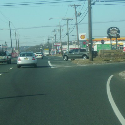 u.s. Route 22 At Springfield Road In Union Township, New Jersey.