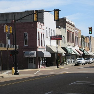 Union City in Obion County, Tennessee.