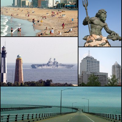 Images of the City of Virginia Beach