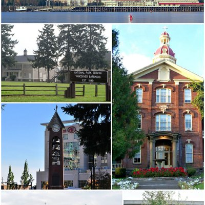 Collage of Vancouver, WA