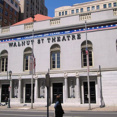 The Walnut Street Theatre at 825 Walnut Street on the corner of S. 9th Street in the Washington Square West neighborhood of Philadelphia, Pennsylvania, is the oldest continuously operating theatre in the English-speaking world and the oldest in the United States. The theatre was built in 1809 for the Circus of Pepin and Breschard under the name The New Circus, and was designed by Willimam Strickland in the Classical Revival style. The theatre has also been called the Olympic and the American; it was first called the Walnut Street in 1820, but that name was not used continuously. The theatre was renovated in 1828 by John Haviland, in 1903 by Willis Hale and in 1920 by William H. Lee.
