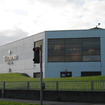 Building of Waterford Crystal