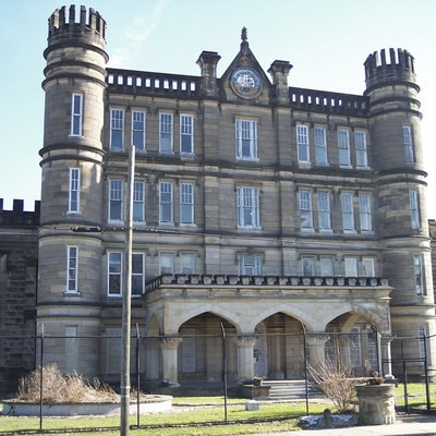 W:West Virginia State Penitentiary In W:Moundsville, West Virginia
