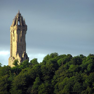 The Wallace Monument, near Stirling Bridge
