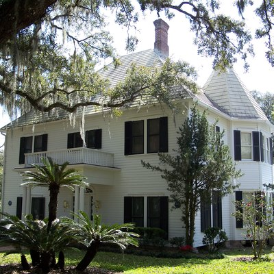 William Sherman Jennings House, In Brooksville, Florida