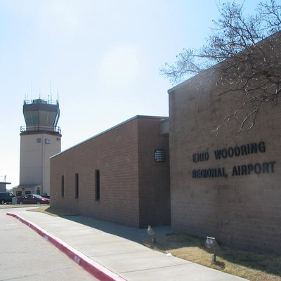 Photograph of Enid Woodring Regional Airport