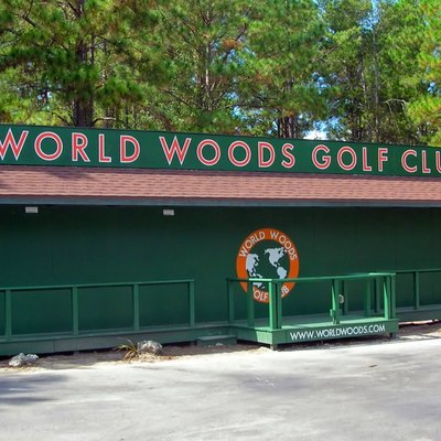World Woods Golf Club, Brooksville, Hernando County, Florida, USA