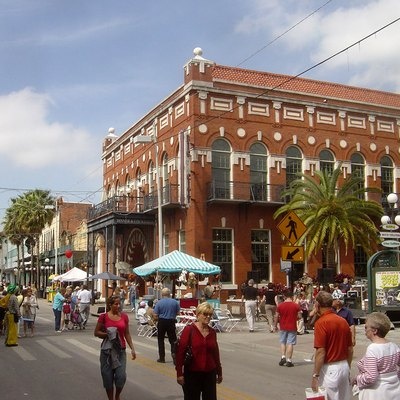 A List Of Restaurants In Ybor City Near Tampa Florida Usa