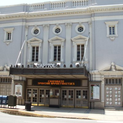 Strand-Capitol Performing Arts Center in York, Pennsylvania.