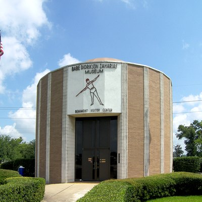 The Babe Didrikson Zaharias Museum located in Beaumont, Texas, United States.