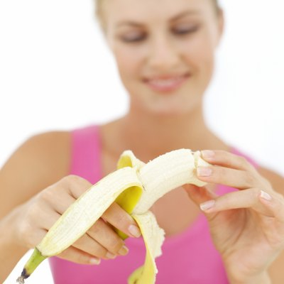 Could bananas be killing your progress?