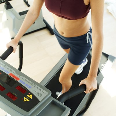Go all out. Intervals are way more effective than long, steady cardio.