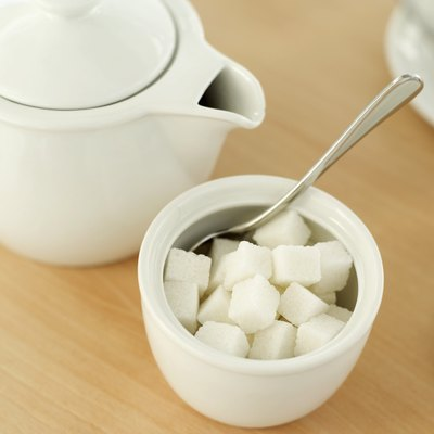 Sucrose, or table sugar, is a major source of added sugars in the diet.