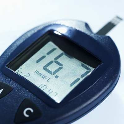 Glucose meters enable you to monitor your kitty's blood glucose levels.