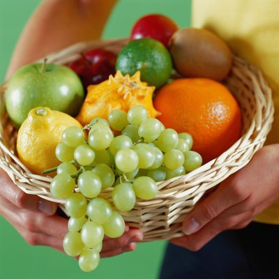 Natural foods provide nutrients beneficial to thyroid health.