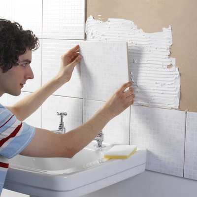A home-improvement loan can finance a bathroom renovation.