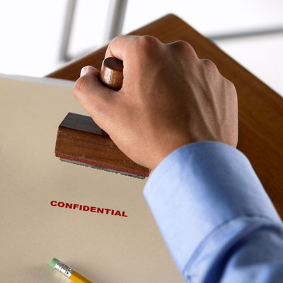 Confidentiality is often a concern when reporting unethical workplace behaviors.