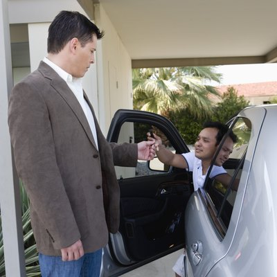 Most reputable valet parking companies carry insurance.