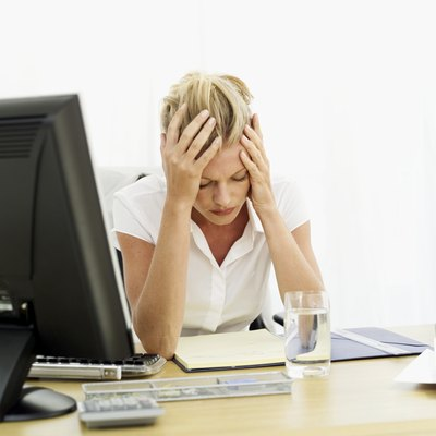 Employees may become stressed or bored in the same routine job.