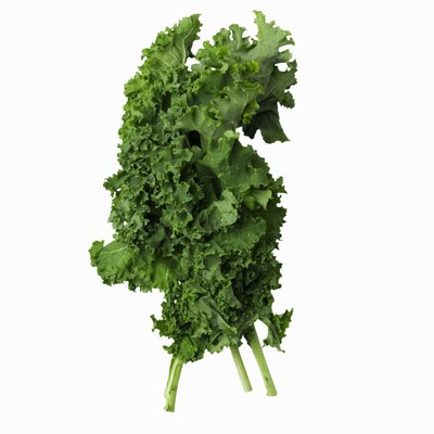 Kale is a nutrient-rich vegetable.