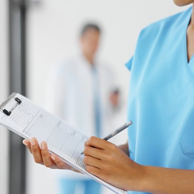 Nurses must meet certain educational requirements.