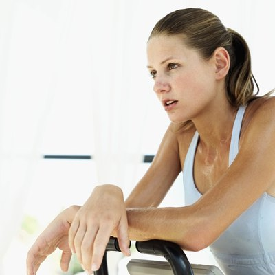 A hard workout is good for more than just your physical fitness.