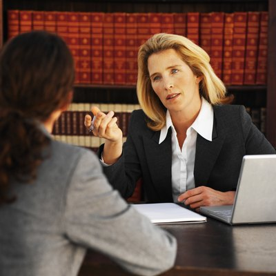 An attorney can help you appeal a decision to deny you benefits.