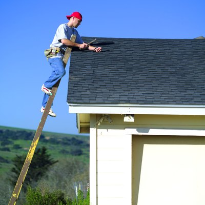 Adding a new roof is a home improvement, while replacing a few shingles is a repair.