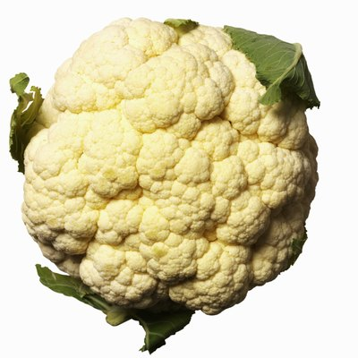 Use cauliflower instead of potatoes to lower your carb consumption.