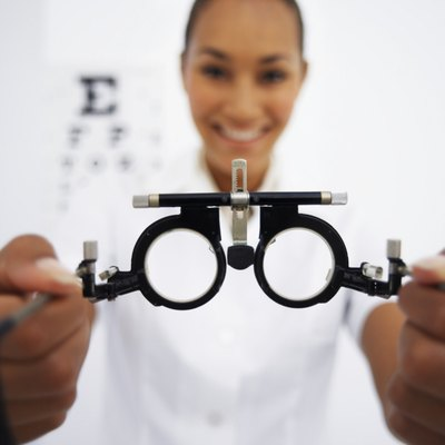 Agents must pass vision and hearing tests.