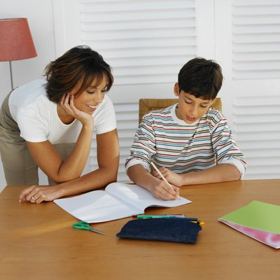 Tutoring is one way for teachers to earn extra money after school.