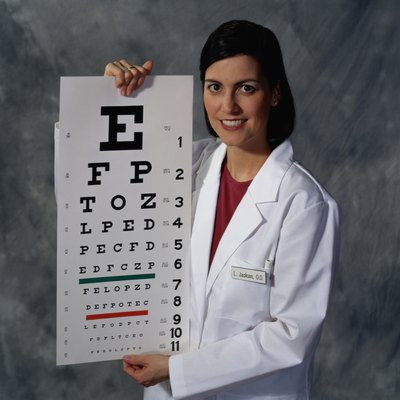 Optometric assistants work in private offices and other medical centers.