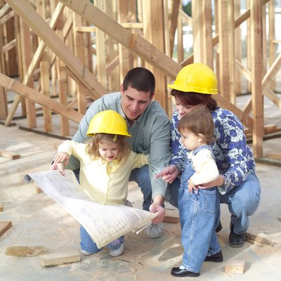 Rebuilding a structure often costs less than buying a new property.