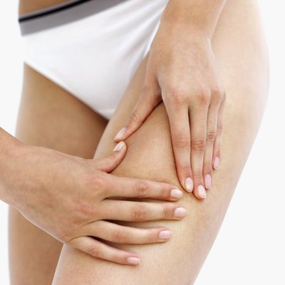 Pain felt near the hip can actually be the result of injuries closer to the groin or knee.