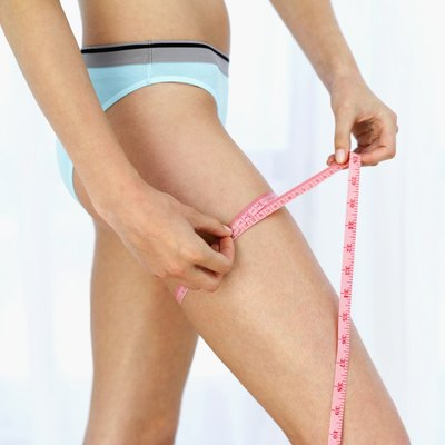 Trimming fat from your abductors will take a combination of a healthy diet and targeted exercise.