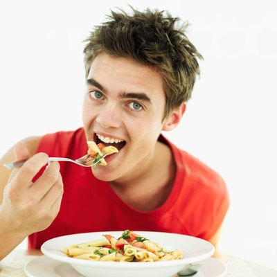 Carbohydrates help your teen grow and develop at a healthy pace.