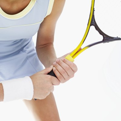 Playing with a small grip can cause arm fatigue.